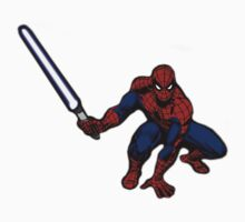 Spider-Man: Jedi Master One Piece - Long Sleeve