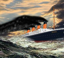 RMS Titanic, the Legend by Dennis Melling