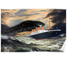 RMS Titanic, the Legend - all products Poster
