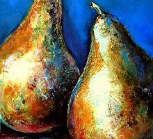 Persian Pears by Lolita Dickinson