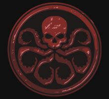 Hail Hydra! by SpyderAcidburn