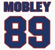 National football player Orson Mobley jersey 89 by imsport