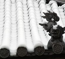 Seigan-ji Temple by Harlequitmix