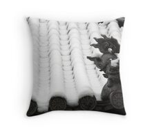 Seigan-ji Temple Throw Pillow