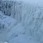 Frozen Waterwall by Gaurav Dhup