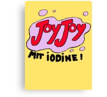 I also have a bag of marzipan JoyJoys Canvas Print