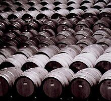 Barrels Of by jensw61