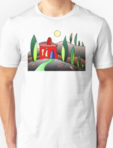 A Night In Tuscany Unisex T-Shirt