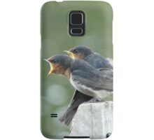 Me..ME...MEEE.... First!!! - Welcome Swallows - NZ Samsung Galaxy Case/Skin
