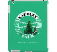Rapture Radio iPad Case/Skin
