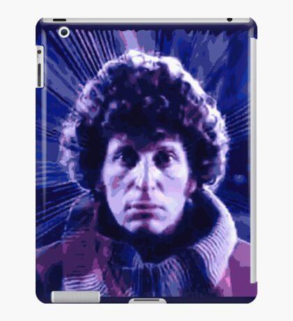 Fourth Doctor iPad Case/Skin