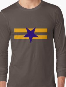 Browncoat (Independents) Flag - Inverted Star Long Sleeve T-Shirt