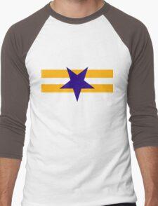 Browncoat (Independents) Flag - Inverted Star Men's Baseball ¾ T-Shirt