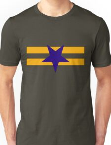 Browncoat (Independents) Flag - Inverted Star Unisex T-Shirt