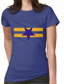 Browncoat (Independents) Flag - Inverted Star Womens Fitted T-Shirt