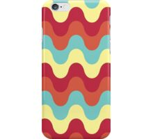Melting colors Pattern iPhone Case/Skin