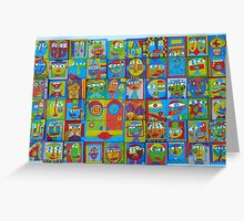 60 Gifts For A 60th - Paintings - NZ Greeting Card