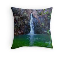 Butterfly Gorge Throw Pillow