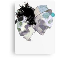 FRNDLTHNGINLSVGS Metal Print