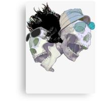 FRNDLTHNGINLSVGS Canvas Print