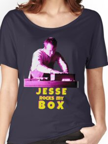 Jesse Rocks My Box! Women's Relaxed Fit T-Shirt