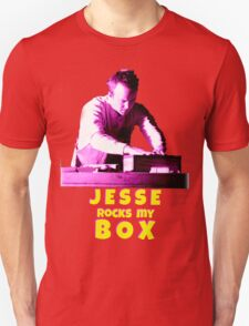 Jesse Rocks My Box! Unisex T-Shirt