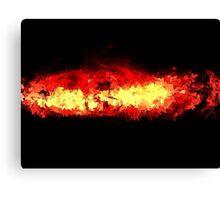 ... inferno Canvas Print