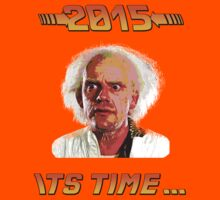 2015 It's time by entastictreeman
