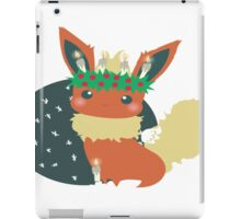 Flareon Christmas T and Merch  iPad Case/Skin
