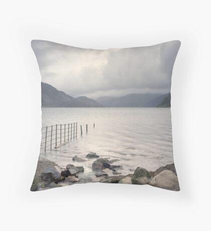 Ennerdale Bridge Throw Pillow