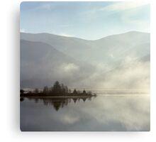 Ennerdale mists Canvas Print