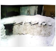 IGLOO SNOW HOUSE  Poster