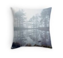 Ennerdale Mist Throw Pillow