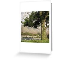 Holly Tree, Wasdale Greeting Card