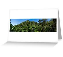Tamborine Skyline Greeting Card