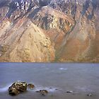 Scree slopes, Wast Water by John Kiely