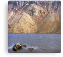 Scree slopes, Wast Water Canvas Print