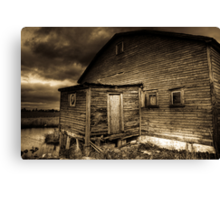 Abandon Canvas Print
