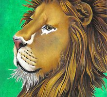 Lion by sarahpittman