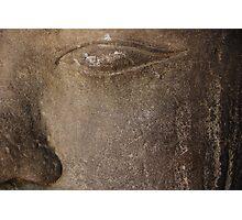 Zen Buddha Photographic Print