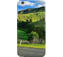 Home In The Hills iPhone Case/Skin