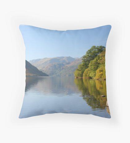Ullswater Throw Pillow