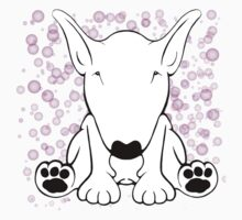 English Bull Terrier Forward Sit Kids Clothes