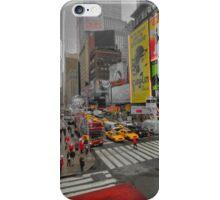 Times Square Crossroads  iPhone Case/Skin