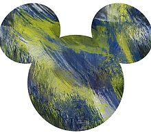 Starry Mickey by Carson Satchwell