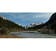 Banff National Park Photographic Print