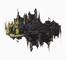 Mirror city One Piece - Long Sleeve