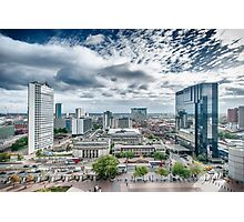 Skyline Birmingham Photographic Print