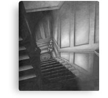 Lonely at the Bottom Metal Print