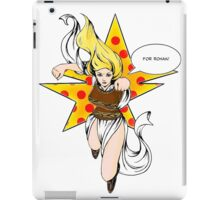 Super Eowyn! iPad Case/Skin